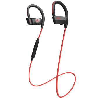 Harga Jabra Sport Pace Bluetooth Sports Wireless Headset (Red)