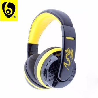 OVLENG MX666 Wireless Bluetooth Headphone (Yellow) Price Philippines