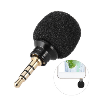Andoer Cellphone Smartphone Portable Mini Omni-Directional Mic Microphone for Recorder for iPad Apple iPhone5 6s 6 Plus Outdoorfree - intl Price Philippines