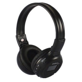 N65 3.5mm Aux-in Jack Over-the-Ear Headphones (Black) Price Philippines