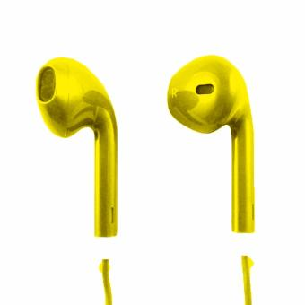 Extra Bass 3.5mm In-ear Earphone Headphone (Yellow) Price Philippines