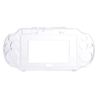 Harga Crystal Protect Hard Guard Shell Case For Sony PS Vita PSV(Clear)