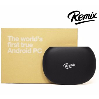 Remix Mini Android PC Home Entertainment System (Black) Price Philippines