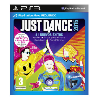 Harga Ubisoft Just Dance 2015 for PS3
