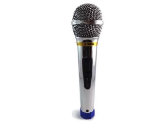 Harga Yamaha DM-801 Legendary Vocal Microphone (Silver)