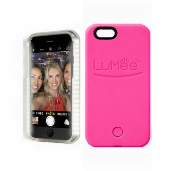 Harga LED Lumee Selfie Case For Apple iPhone 6s (Pink)