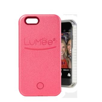 Harga LED Lumee Selfie Case For Apple iPhone 5 SE (Pink)