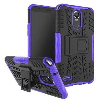 Harga BYT Rugged Armor Dazzle Case for LG Stylus 3 - intl