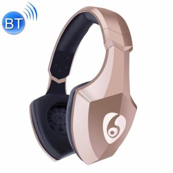 OVLENG S33 Hifi Bluetooth Wireless Headphones Stereo Headset (Gold) Price Philippines