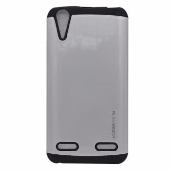 Harga Slim Armor Case for Lenovo A6000 silver
