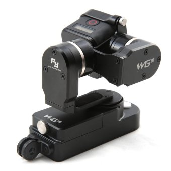 FEIYU WGS 3-Axis Wearable Gimbal for GoPro Hero4 Session - Black - intl Price Philippines