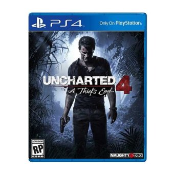 PS4 Game: Uncharted 4: A Thief's End Price Philippines
