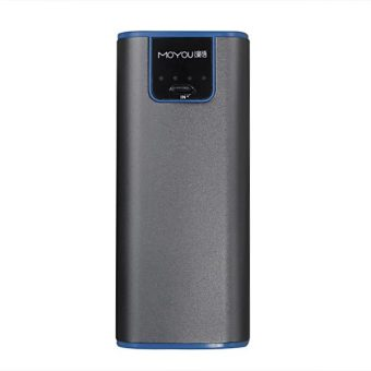 MoYou MY10 External Battery Pack Power Bank 10000mAh for iPhone, iPad, Smartphone, Tablet, PSP (Black) Price Philippines
