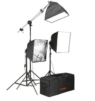 Harga Jinbei Et-403 Studio Lighting Kit
