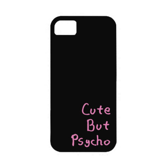 Harga Planet Cases Cute Psycho Hard Plastic Case for iPhone 6/6s