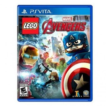 Harga LEGO Marvel's Avengers for PS Vita