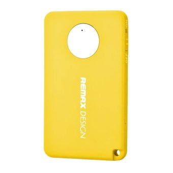 Remax Nice Shot Bluetooth Remote Camera Shutter (Yellow) Price Philippines