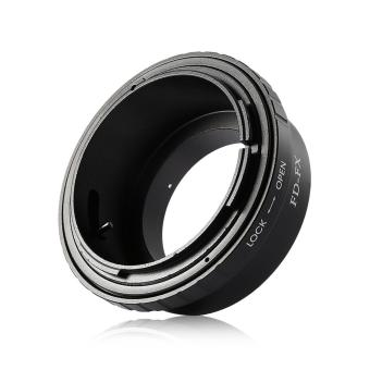 Lens Adapter Ring to Canon FD & FX Camera - intl Price Philippines