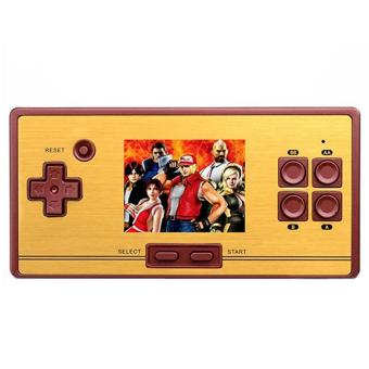 Harga FC POCKET Throwback Console Game (Maroon)
