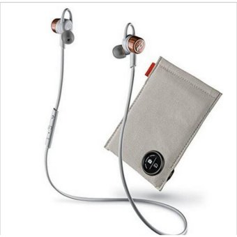Plantronics Backbeat Go 3 Stereo Bluetooth Wireless Headset(copper grey) - intl Price Philippines