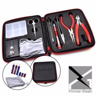 Coil Master DIY Tool Kit with Ohm Tester Heating Coil Price Philippines