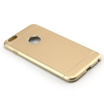 Harga Swisstech Oslo PVC Case for iPhone 6 Plus (Gold)