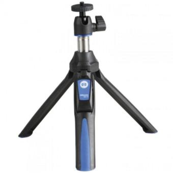 MeFoto MK10 2-in-1 Portable Selfie Stick with Mini Tripod (Blue) Price Philippines