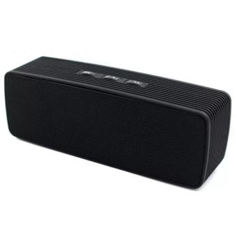 Harga ET-Portable Bluetooth Dual Speakers Ultra Bass (Black)