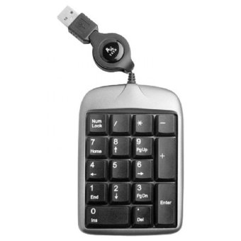 A4Tech TK-5 USB Numeric Keypad   Price Philippines
