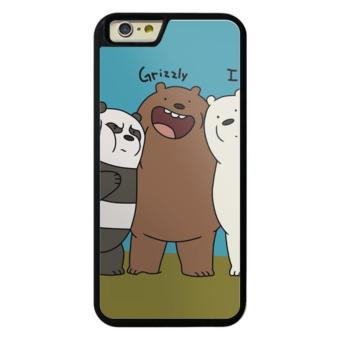 Harga Phone case for iPhone 5/5s/SE We bare bears cover for Apple iPhone SE - intl
