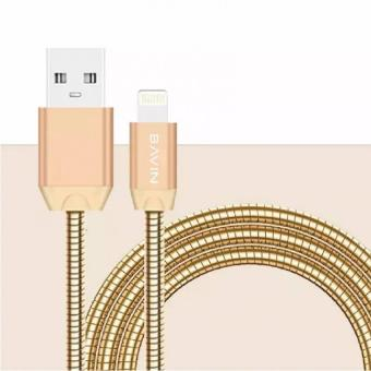Harga Bavin Electroplated Lightning Cable