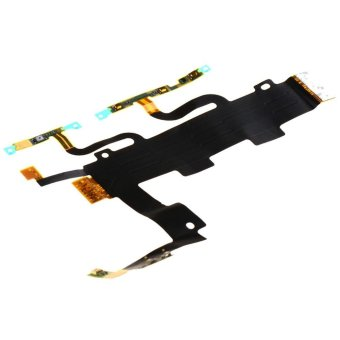 New Power Button Switch On Off Flex Cable Replacement For Sony Xperia C3 - intl Price Philippines