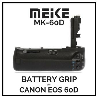 Meike MK-60D Vertical Battery Grip Holder MK 60D for Canon 60D Price Philippines