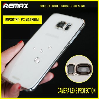 Remax Clear PC Case for Samsung S7 Edge (Silver) Price Philippines