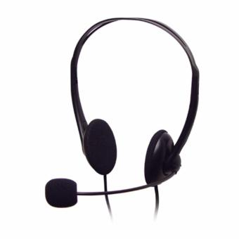 A4TECH HS-6 iChat Headset (Black) Price Philippines