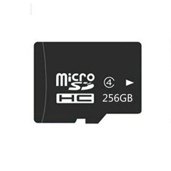 Harga 256GB Micro Sd Card /TF card for Mobile Phone smart phone Mp3 Mp4 Camera - intl