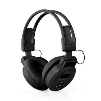 OEM Sports Headsets MP3 Player - Hitam Price Philippines