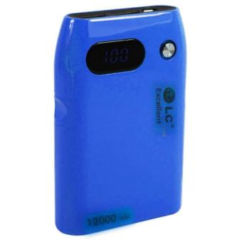 LC 12000mAh Power Bank (Blue) Price Philippines