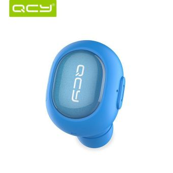 QCY Q26 Mini V4.1 Wireless Bluetooth Headset (Blue) Price Philippines