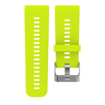 Silicone Watch Strap for Garmin Vivoactive HR(Lemo) - intl Price Philippines