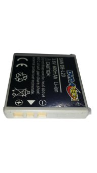 Dynateck Digital Camera Battery for SANYO DBL-20 Price Philippines