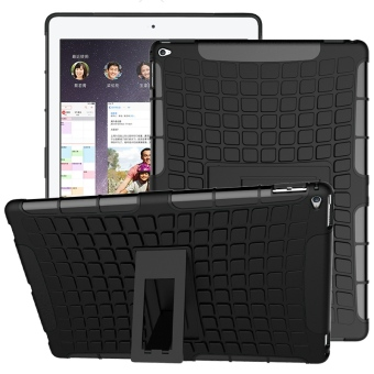 Shockproof Heavy Duty Case for Apple iPad Pro 12.9 (Black/Grey) Price Philippines