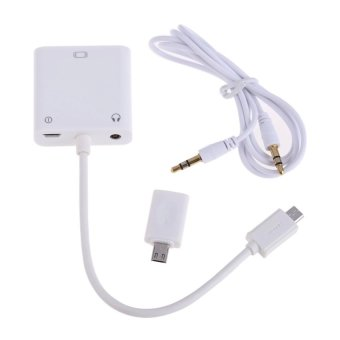 Harga Micro USB MHL to VGA Converter Cable for Samsung Galaxy S2, S3 s4, Note 2, Note 3, Note 4