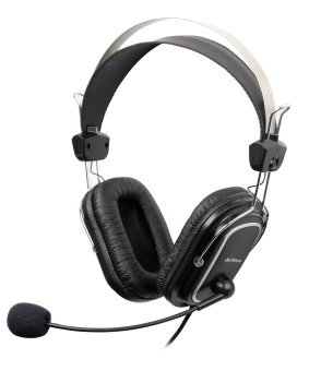 A4Tech HS-50 Stereo Headset (Black) Price Philippines