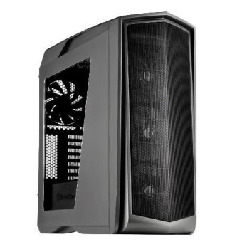 SilverStone Primera 01 Titanium Full Tower ATX Case w/ White LED & Side Window Panel - USB 3.0 Price Philippines