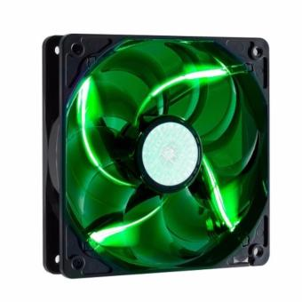 Cooler Master Sickle Flow X 120mm LED AUX Fan (Green) Price Philippines