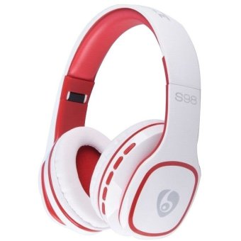 Ovleng S98 Wireless Bluetooth Headphone (White) Price Philippines
