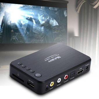 Measy A1HD Multimedia 3D HDD Full HD 1080P Player - intl Price Philippines