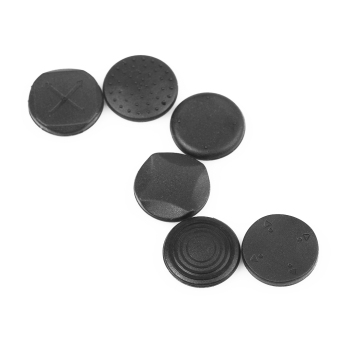 Harga 6 in 1 Silicon Buttons Analog Stick Cap Kit for PSP Slim 3000 / PS Vita / 2000
