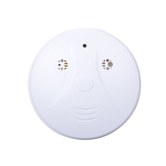 Harga HD WiFi IP Camera Hidden Smoke Detector DVR Nanny Cam Motion Detector